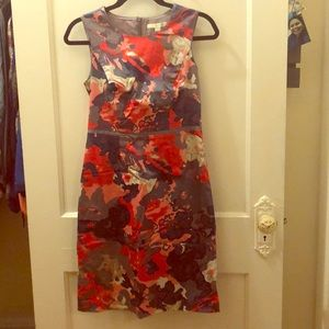 Boden colorful dress